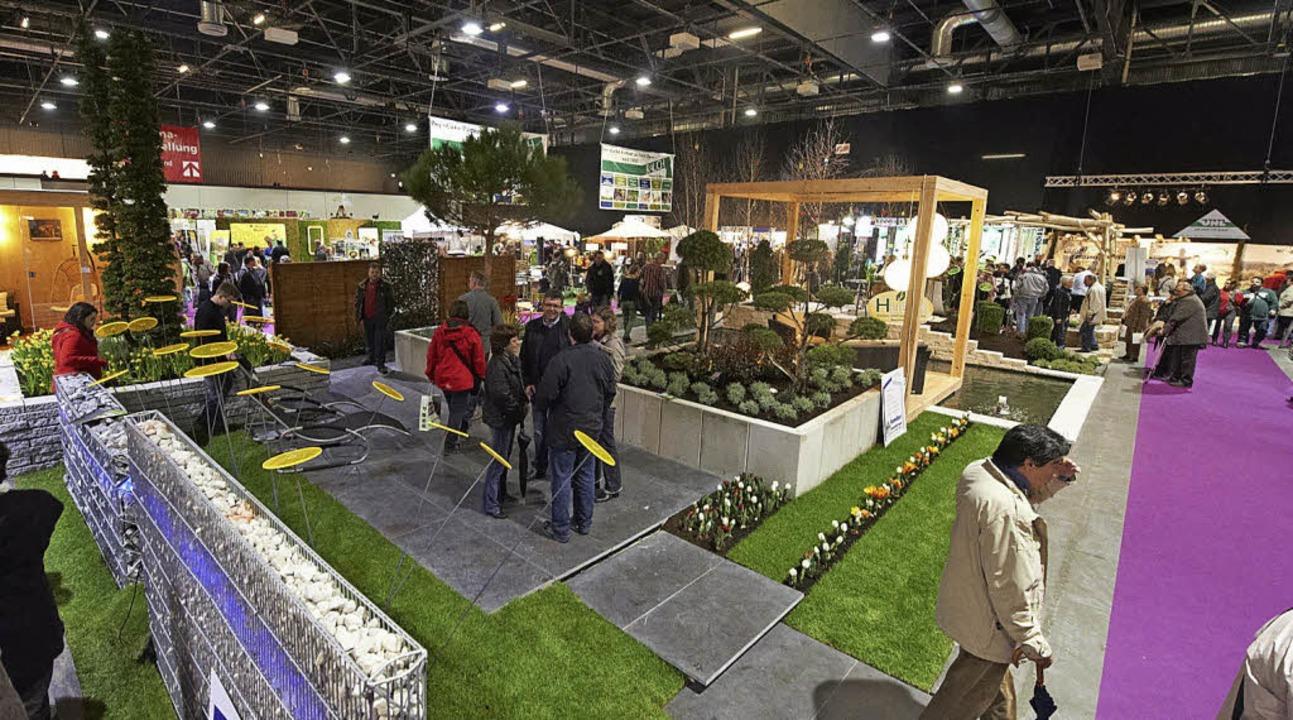 Gartenlandschaften und Wohnwelten: Jed... gibt es bei den Messen in Offenburg.   | Foto: Messe Offenburg/PR Inreal