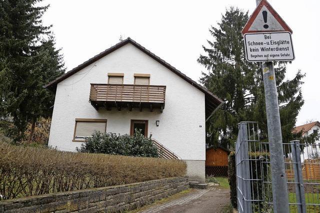 Stadt: Bauantrag für ein Acht-Familien-Haus in Kuhbach ist rechtens