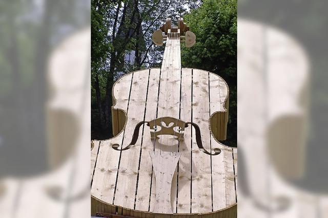 Geige hat einen neuen Besitzer