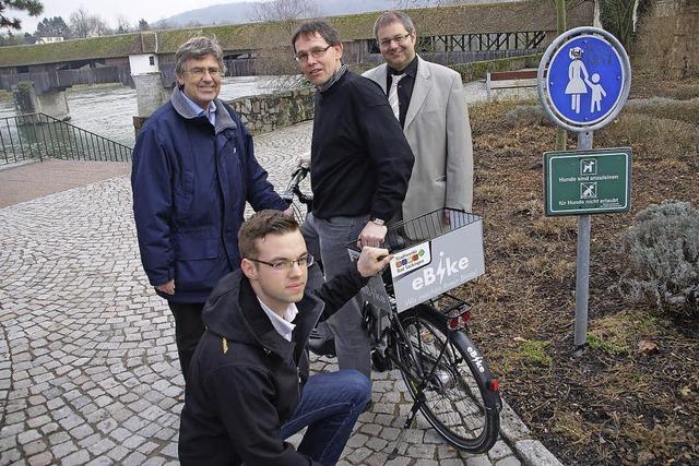 Ziel ist die fahrradfreundliche Stadt