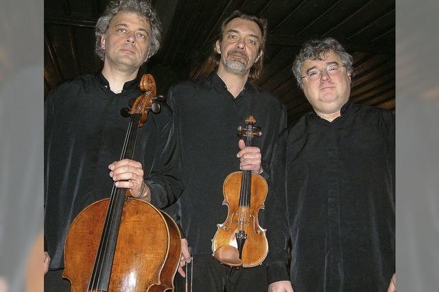 Kammermusik in einer selten zu hörenden Extraklasse