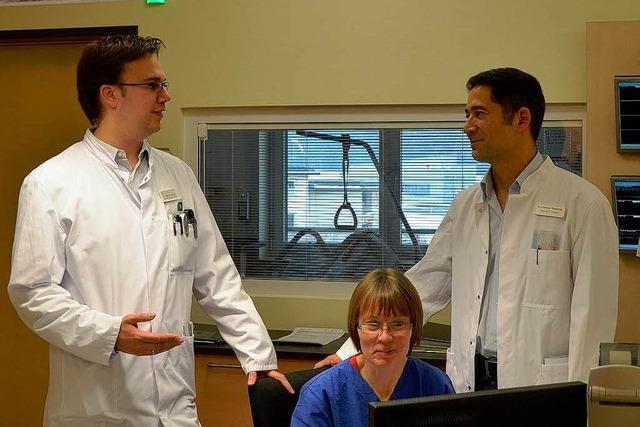 Helios-Klinik ist für Schlaganfallpatienten gewappnet