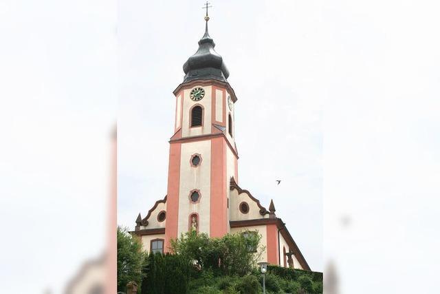 Das Geläut in Altdorf ist vorerst außer Betrieb