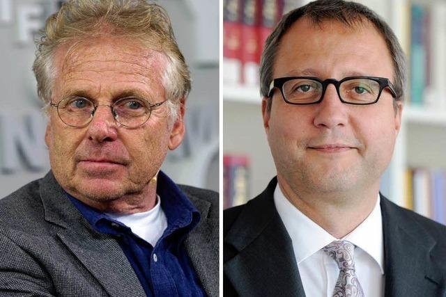 Voßkuhle sagt Festrede für Cohn-Bendit ab – Anrüchige Passagen in Buch