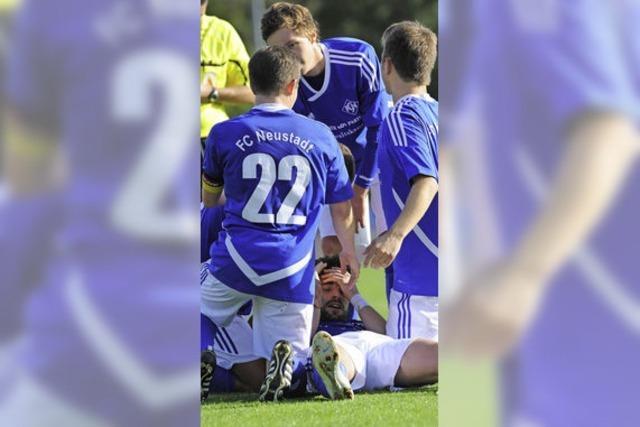 FC Neustadt: Revanche gegen Villinger Talentschuppen