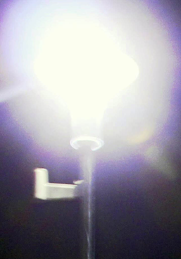 Grelles Licht
