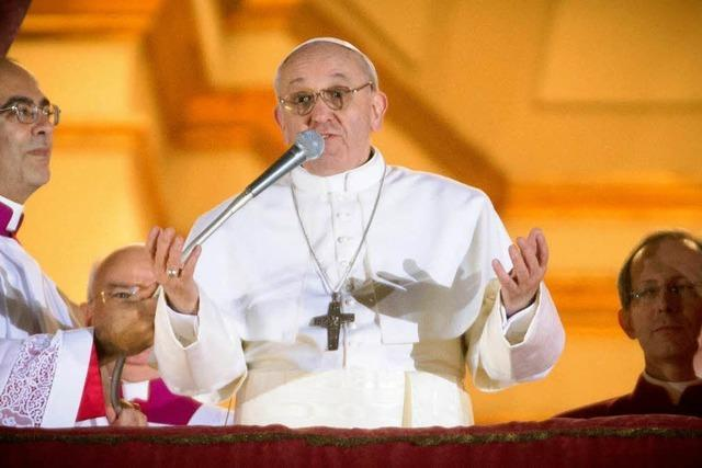 Details zur Papstwahl: Bergoglio überzeugte durch seine Besonnenheit