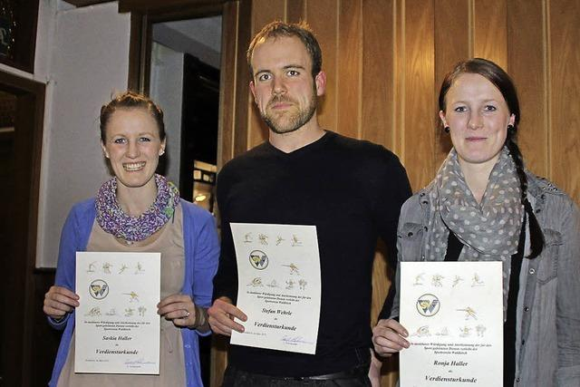 Waldkircher Schwimmer holten viele Medaillen
