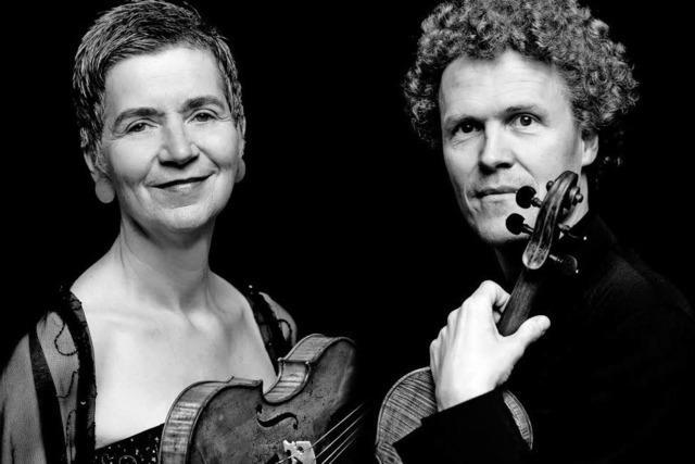 Freiburger Barockorchester nimmt Bachs Violinkonzerte auf