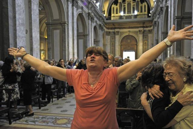 Südamerikas Katholiken haben hohe Erwartungen