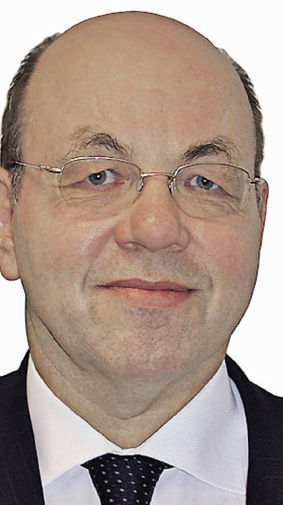Bernd Klingel  | Foto: NVBW
