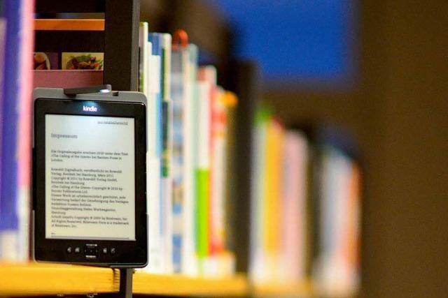 Pro & Contra: Beim E-Book gehen die Meinung auseinander