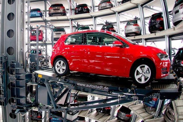 Autobauer in der Wachstumsfalle