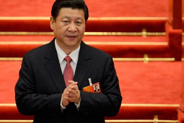 Der neue Präsident Chinas will Reformen anstoßen