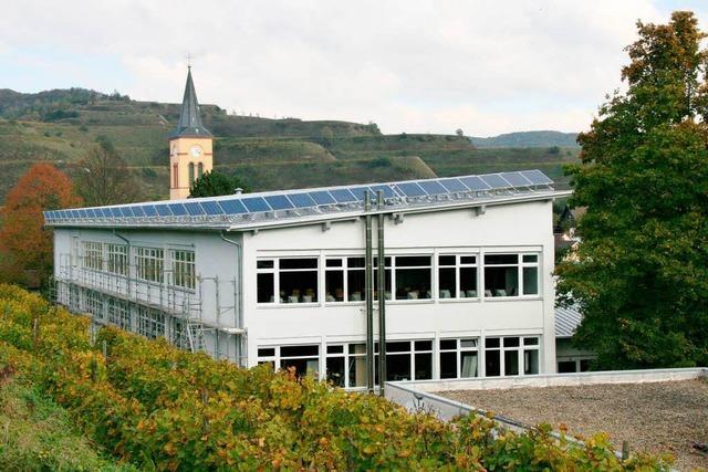 Keine Hauptschule mehr in Vogtsburg