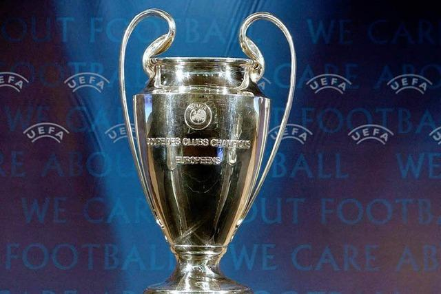 Losglück für deutsche Clubs: Malaga - Dortmund, Bayern - Juventus