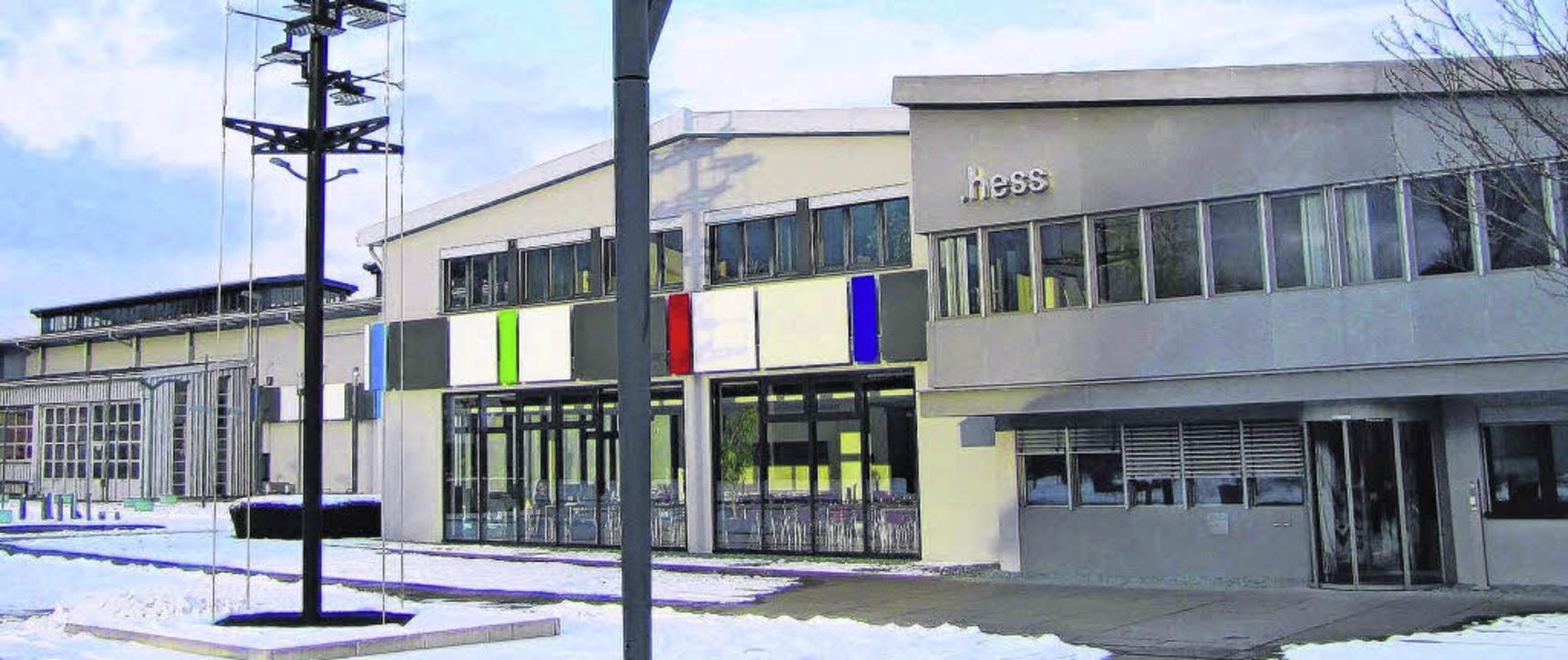 Bei der Hess AG wird allein für 2012 e...ndestens 15 Millionen Euro erwartet.    | Foto: Stadler