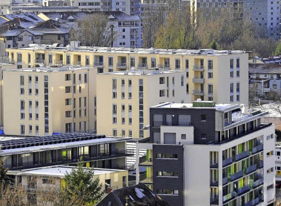 Von Architekten kritisiert: die Westarkaden  | Foto: Thomas Kunz