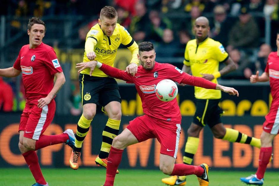 Sc Freiburg Gegen Dortmund