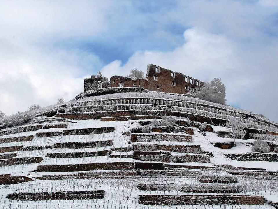 Wenn der Winter geht, heißt es Ärmel hochkrempeln: Staufen hat viel vor.  | Foto: Alexander Huber