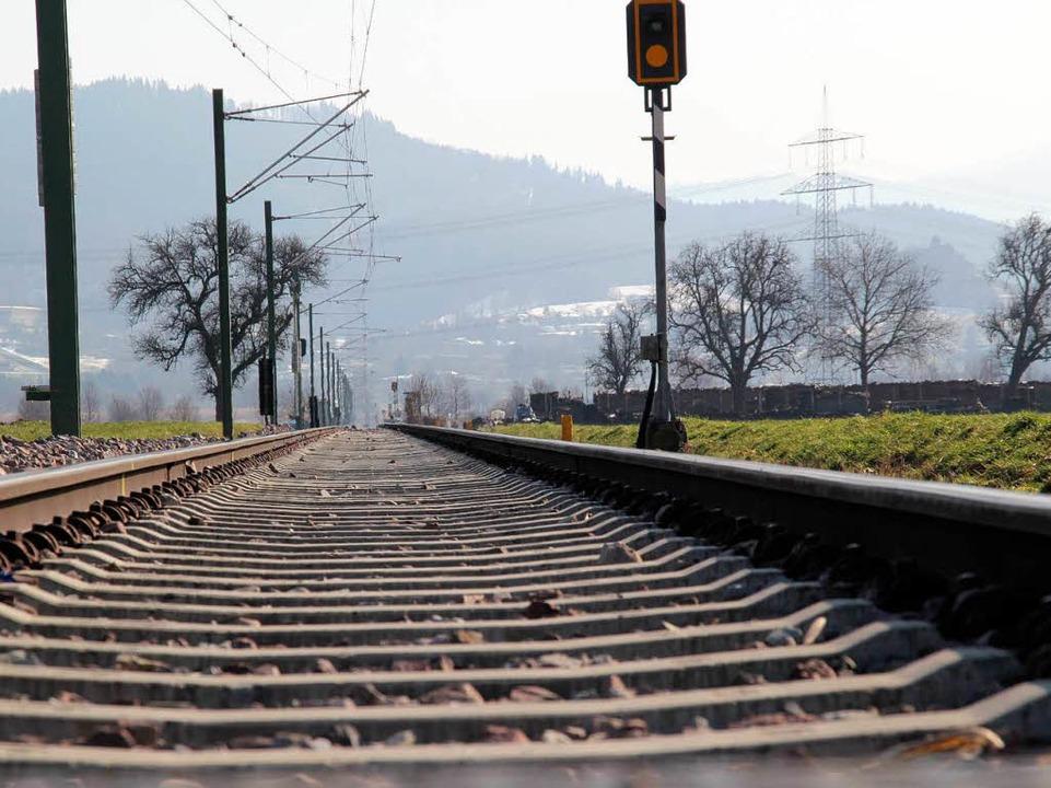 Die Münstertalbahn wird derzeit von de...ie mit Landeszuschüssen gebaut wurde.   | Foto: alexander Huber