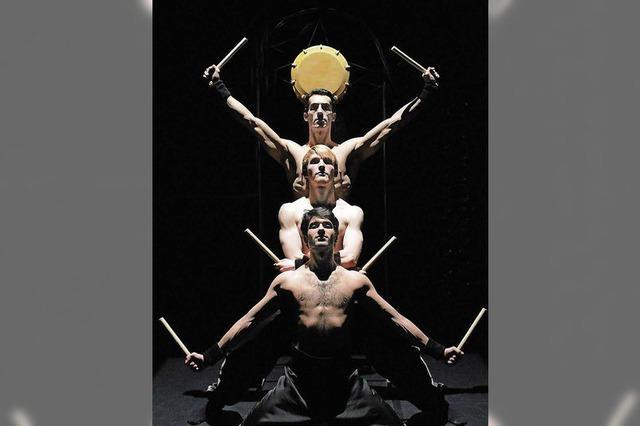 Tanz: Gauthier Dance Company im Lörracher Burghof