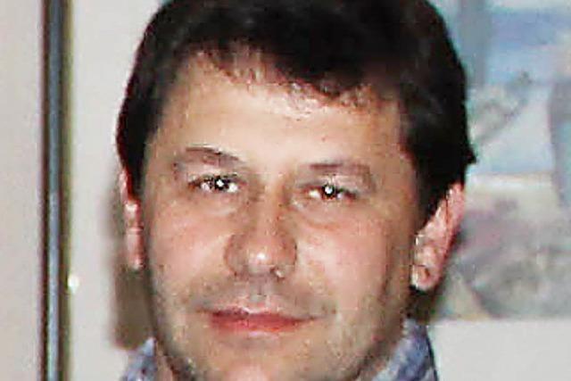 Bernd Faller – neu im Vorstand des Tennisclubs