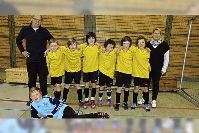 Tarodunum-Schule wird Kreismeister