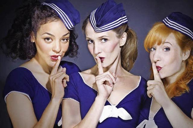 The Petit Fours Burlesque Revue