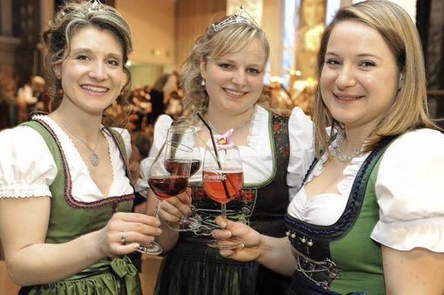Die Weinprinzessinnen