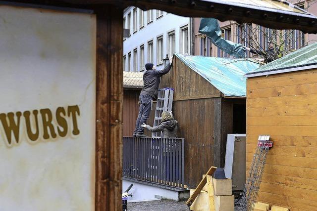 Ostermarkt feiert Premiere