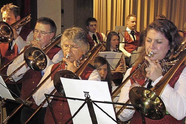 Tonkultur steht beim Musikverein Alpenblick vor Effekthascherei