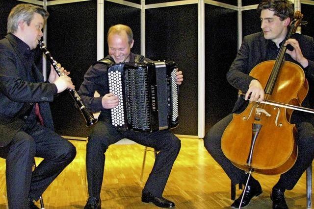 Wo Tango und Klassik harmonieren