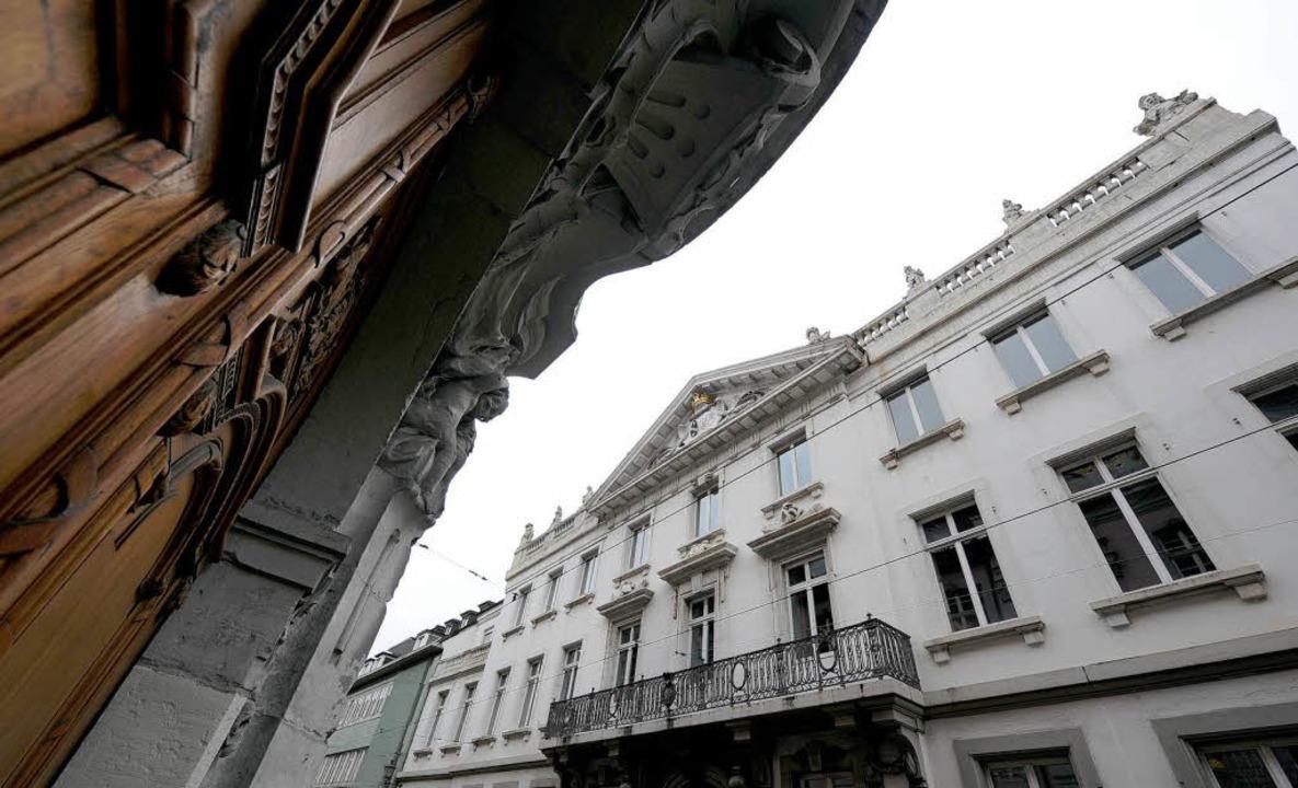 Vor dem Landgericht in Freiburg wurde ...liendrama vom Februar 2012 verhandelt.  | Foto: Ingo Schneider