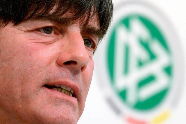 Löw fordert Vorqualifikation für EM und WM
