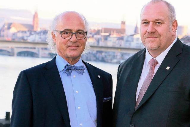 Matthias Altendorf wird Chef von Endress + Hauser