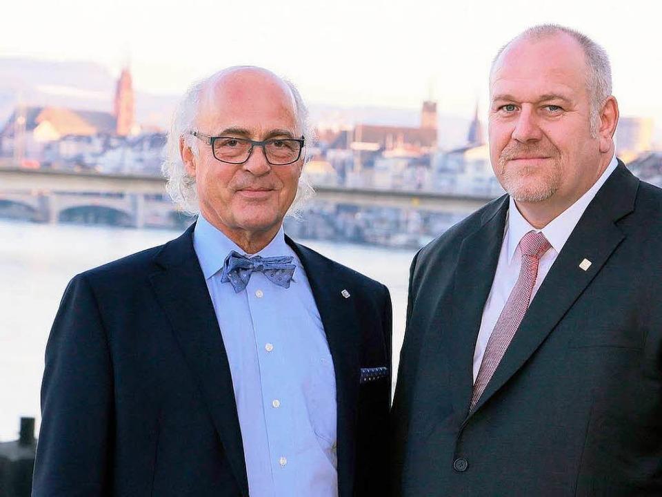 Matthias Altendorf wird Chef von Endress Hauser