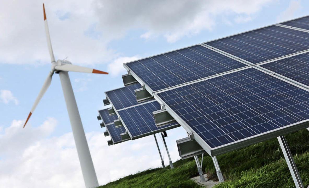 Bürger wollen die Energiewende in die ...en – was nicht ganz einfach ist.  | Foto: DPA