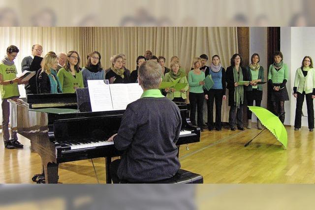 Musikalische Talente zeigen ihr Können
