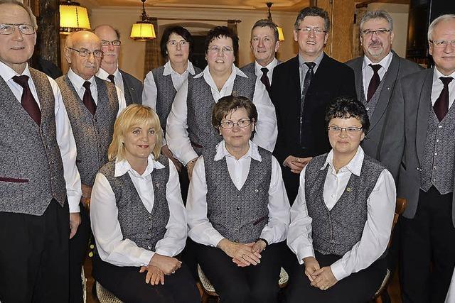 Sponeck-Chor legt weiter an Mitgliedern zu