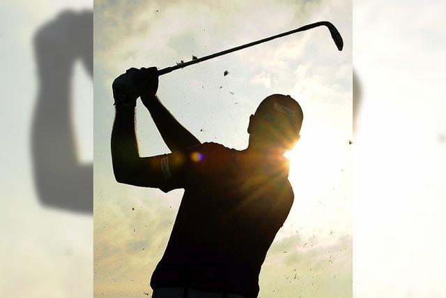 Die jungen Golfer fehlen