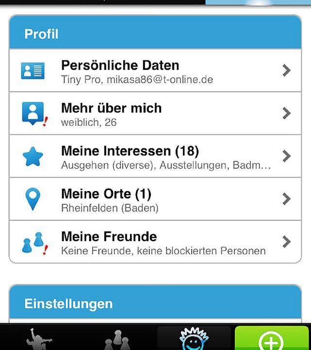 Die Freizeit-Community ist  über Smart...zt auch in Deutschland  durchstarten.   | Foto: Martina Proprenter