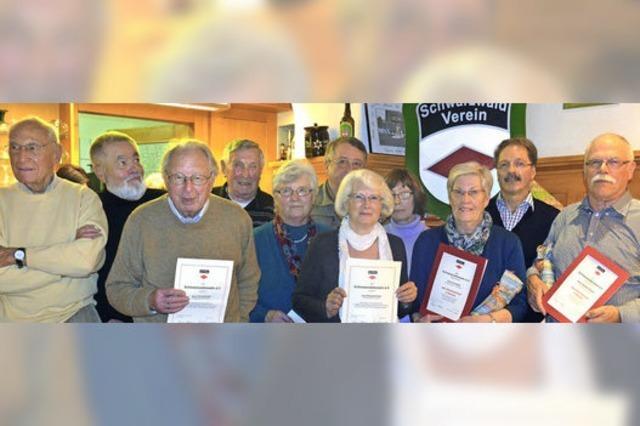 2013 steht für den Schwarzwaldverein im Zeichen der Festspiele