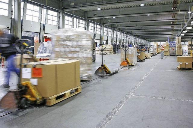 Südbadische Speditionen schicken heute Fracht rund um die Welt