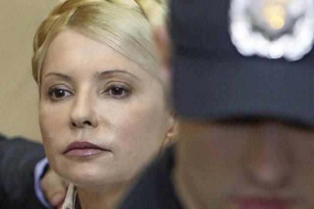 Prozess gegen Timoschenko geht weiter