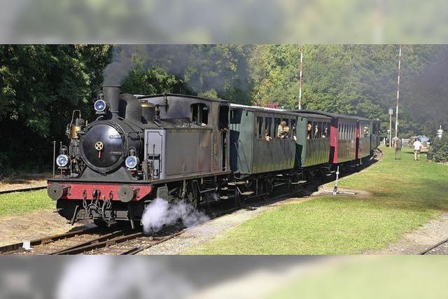 Eine Zeitreise auf Schienen