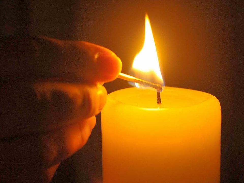 Frieren bei Kerzenlicht? Das gebe es s...orger Badenova glaubt das eher  nicht.  | Foto: Michael bamberger