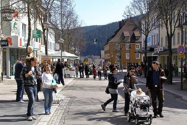 Sonntagseinkauf mit Radmarkt