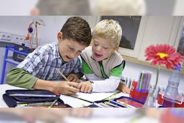 Die Schulen favorisieren eine Verbundlösung
