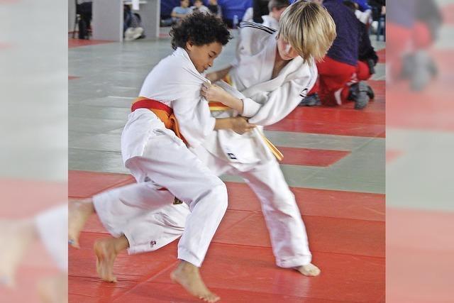 Judoka stark wie lange nicht